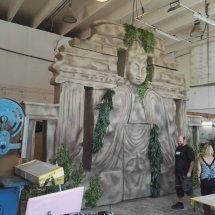 3D buddha po patině