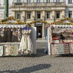 Letní trhy, Náměstí Republiky, Praha