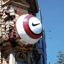 Nike míč