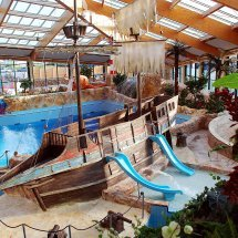 Loď Aquapark Čestlice