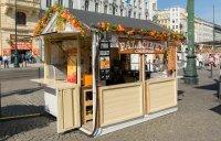 Podzimní trhy, Náměstí republiky