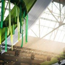 Dekorace pro event Oktobeerfest 2019 v detailu