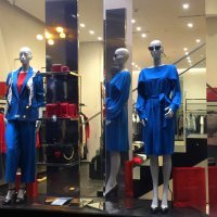 In-Store Design: Escada