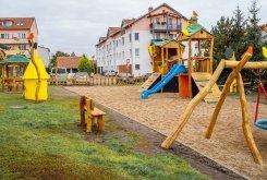 Dětské koutky a hřiště