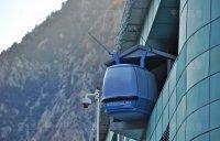 Kabinová lanovka Grandvalira Andorra
