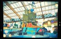 Pirátská loď, Aquapalace Čestlice