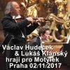 Benefiční koncert pro Motýlek 2017