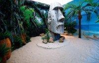 Socha z Velikonočních ostrovů - 320*150 cm