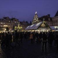Staroměstské náměstí Vánoční trhy 2017