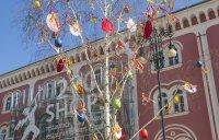 Velikonoční trhy Náměstí Republiky, Praha