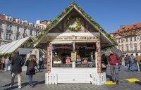 Velikonoční trhy Staroměstské náměstí, Praha