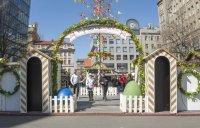 Velikonoční trhy Václavské náměstí, Praha