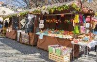 Velikonoční trhy Kampa, Praha