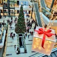 První Vánoce v Ganja Mall, Azerbajdžán